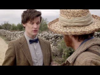 ������ ���/Doctor Who/5 ����� 10 �����/������� � ������/Vincent and the Doctor/R...
